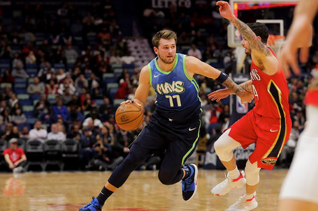 48 Minutes Podcast: Luka Doncic's Insane Season, Talk of a Mid-Season Tournament + Melo is the P