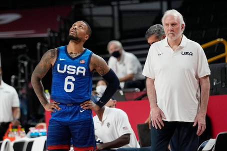 The Bench Mob Podcast: Team USA's Tough Loss to France, Lakers Offseason + Bradley Beal Trade Rumors