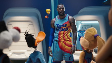 Hoops Cinema Podcast: Space Jam: A New Legacy w/Special Guest, Alex Derickson