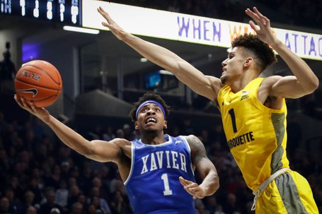 Xavier Gives Their All, Not Good Enough in 87-82 Loss to #12 Marquette