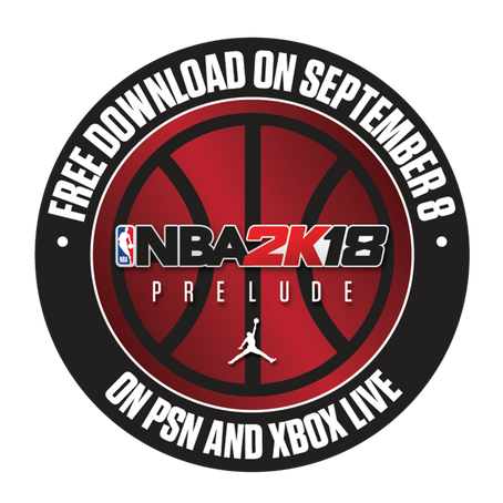 48 Minutes Games: NBA 2K18: Prelude Releases September 8