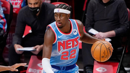 Shot Callers Podcast: Caris LeVert's Injury, James Harden's Nets Debut + Knicks/Grizzlies Futures