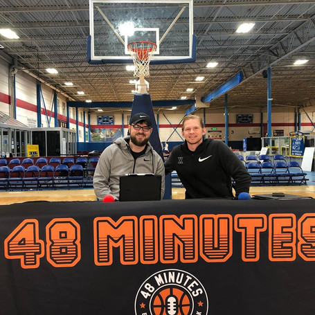 @Large Bid Podcast: Special Guest, Brad Redford - Crosstown Shootout Preview + Georgetown Struggles