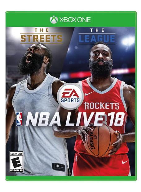 48 Minutes Games: NBA Live 18 Demo Drops Tomorrow