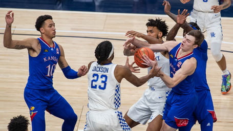 @Large Bid Podcast: Kentucky/Duke Struggles, Crosstown Shootout Preview + the Baylor/Gonzaga Matchup