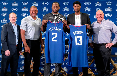 48 Minutes Podcast: L.A. Clippers Season Preview w/Robert Flom of Clips Nation