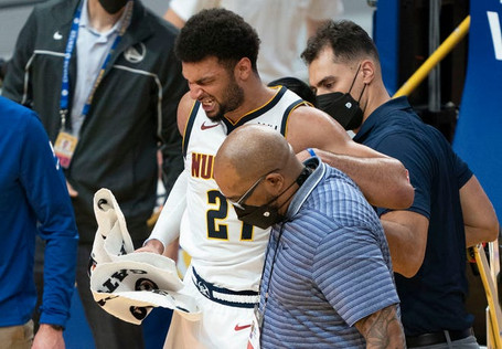48 Minutes Podcast: Jamal Murray's ACL Tear + Steph Curry Becomes Warriors All Time Leading Scorer