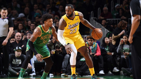 48 Minutes Podcast: Celtics/Lakers Sunday Matinee, Simmons or Embiid + Current Playoff Picture