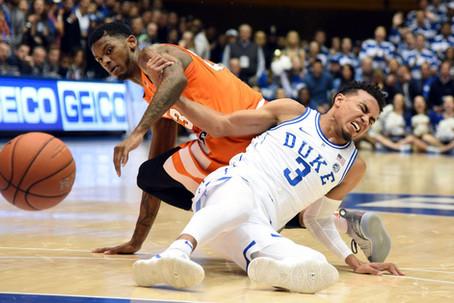 At Large Bid Podcast: Duke Loses + Tre Jones is Hurt
