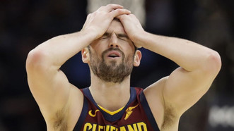 48 Minutes Podcast: Kevin Love's Inevitable Divorce from the Cavs, Trade Rumors + NBA All Star W