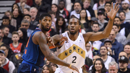 Emergency Podcast! Kawhi Leonard & Paul George are Headed to the Clippers!
