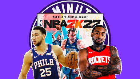 The Bench Mob Podcast: NBA 2K22 Reactions, Ben Simmons' Saga + John Wall Trade Destinations