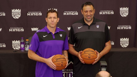 48 Minutes Podcast: Luke Walton to the Kings + Game 1 Recaps