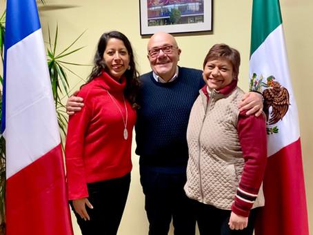 3 de nuestros miembros en la lista de 101 líderes mexicanos con mayor influencia en el extranjero