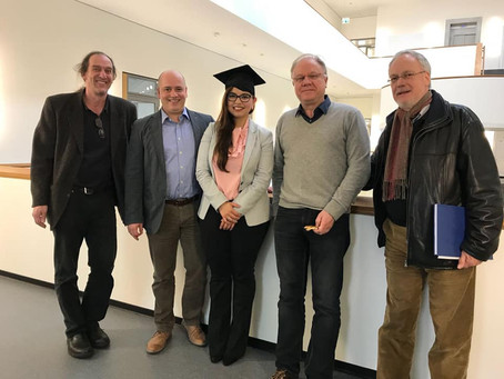 """Karla Rubio, primera científica mexicana en recibir el premio """"Von Behring-Röntgen"""""""