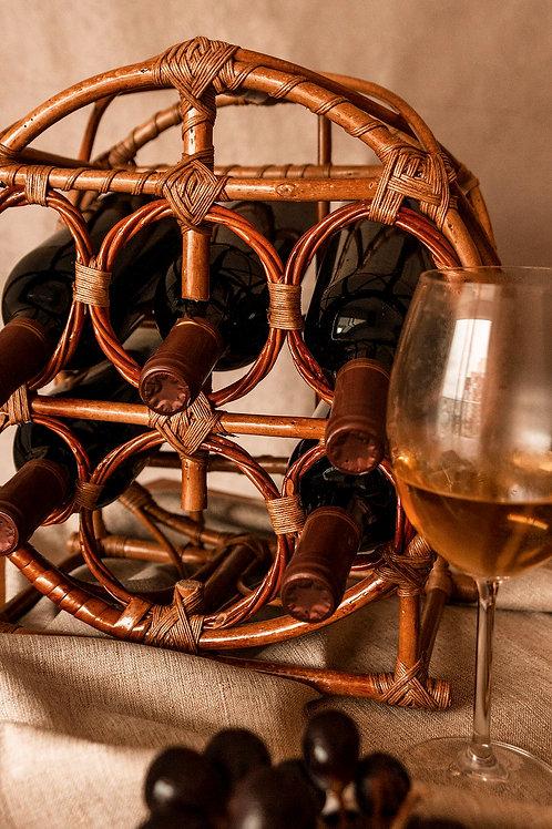 Suporte vinho Hathor