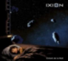 Ixion Atmospheric Doom and Gothic Metal Enfant de la Nuit cover artwork