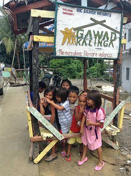Gawad Kalinga, Philippines