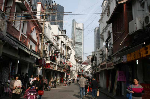 Shanghai city exploration