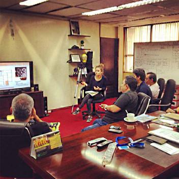En Praxis, Philippines 2014