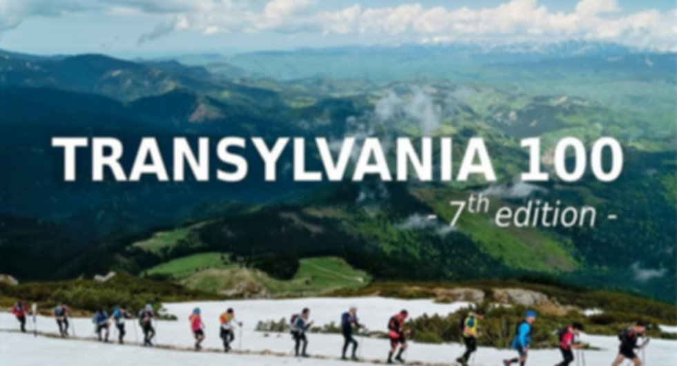 Transylvania 100 ultra mountain races - 7th edition - May 16th 2020