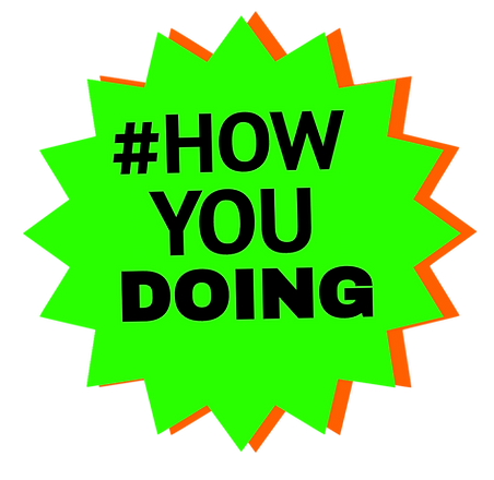 How You Doing logo