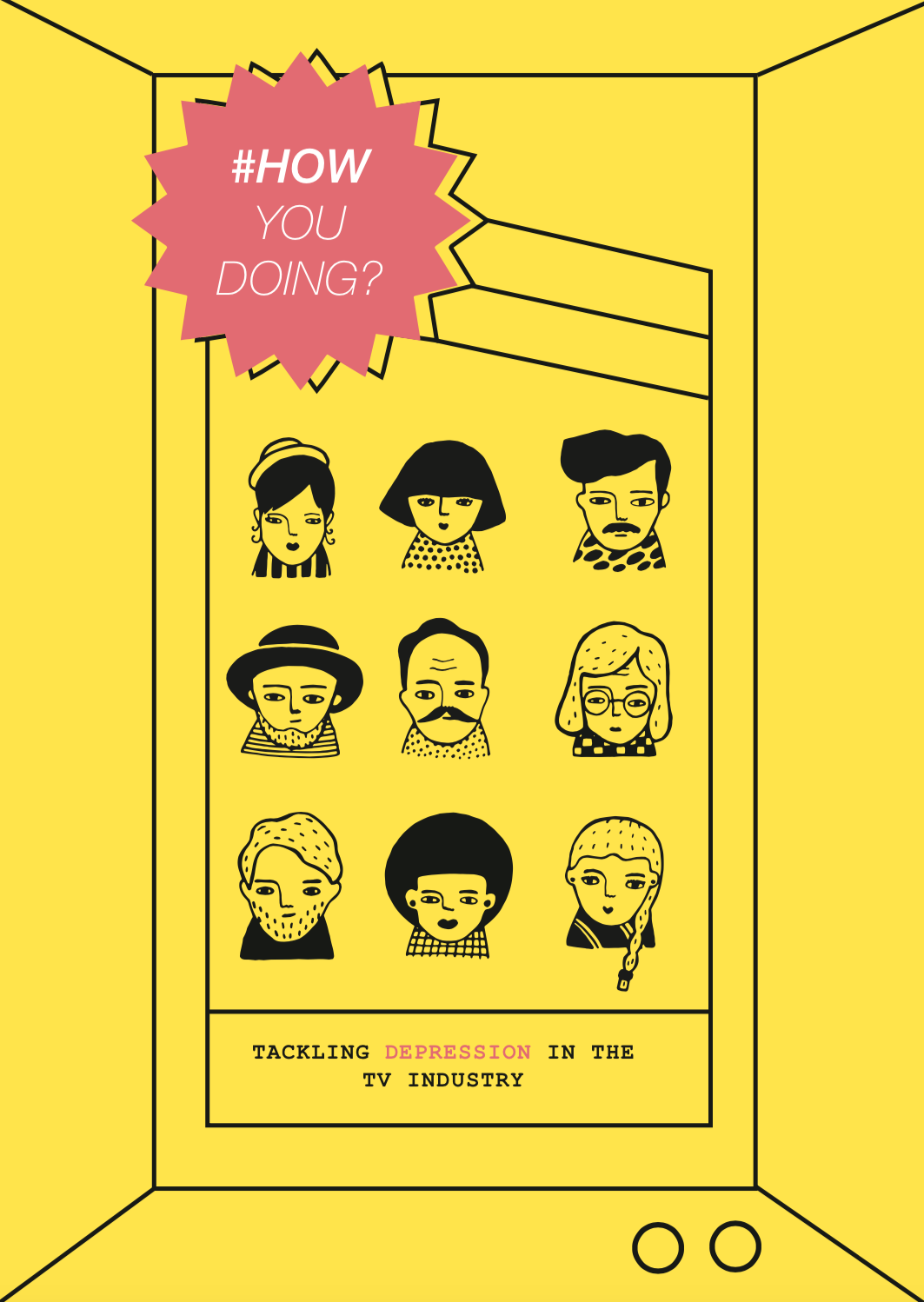 How You Doing poster