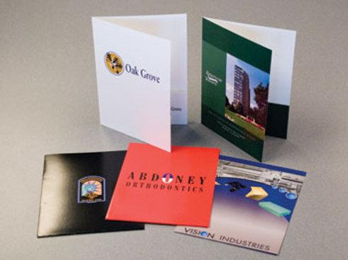 9 x 12 Pocket Presentation Folder