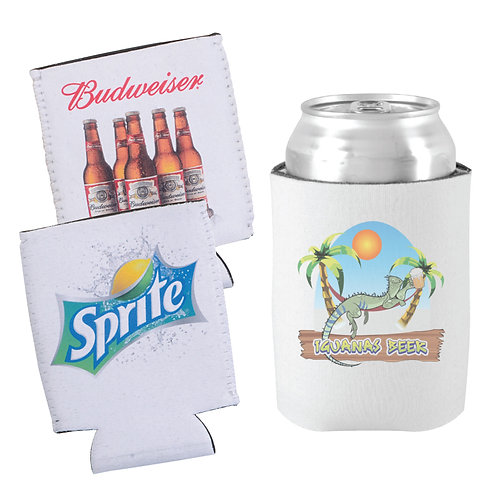 Full Colour Collapsible Can Coolers