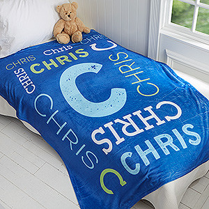 Name Blanket