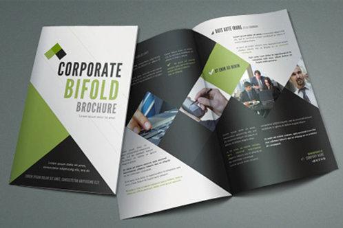 11 x 17 Bifold Brochures