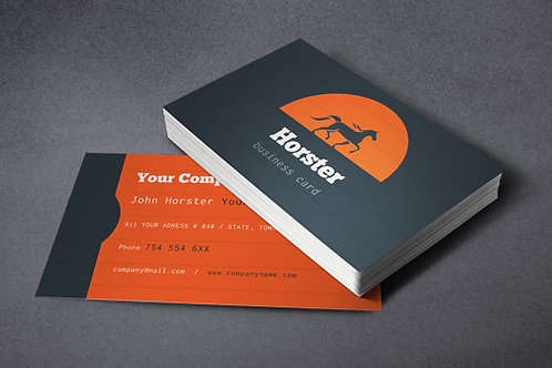 2 x 3.5 Business Cards