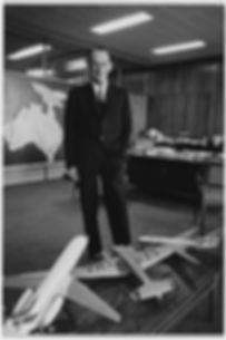 Sir Reginald Myles 'Reg' Ansett