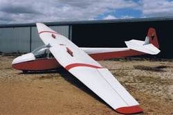 ES-52 'long wing' Kookaburra