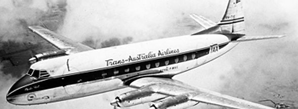 Trans-Australia Airlines (TAA)
