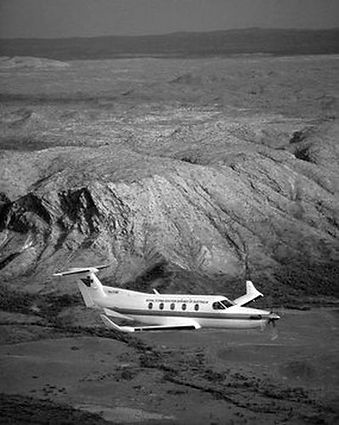 The Royal Flying Doctor Service (RFDS)