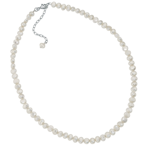 """Fresh Water Pearl Necklace 16-18"""""""