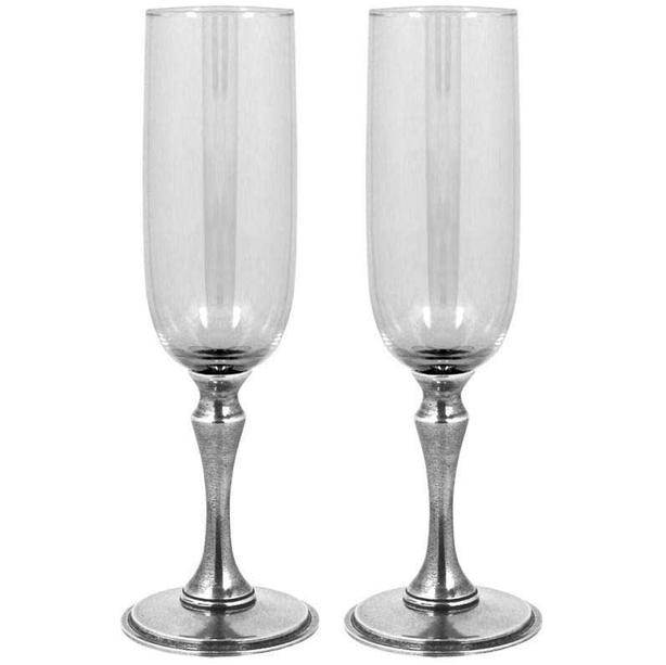 170ml Double Vogue Champagne Flute Set