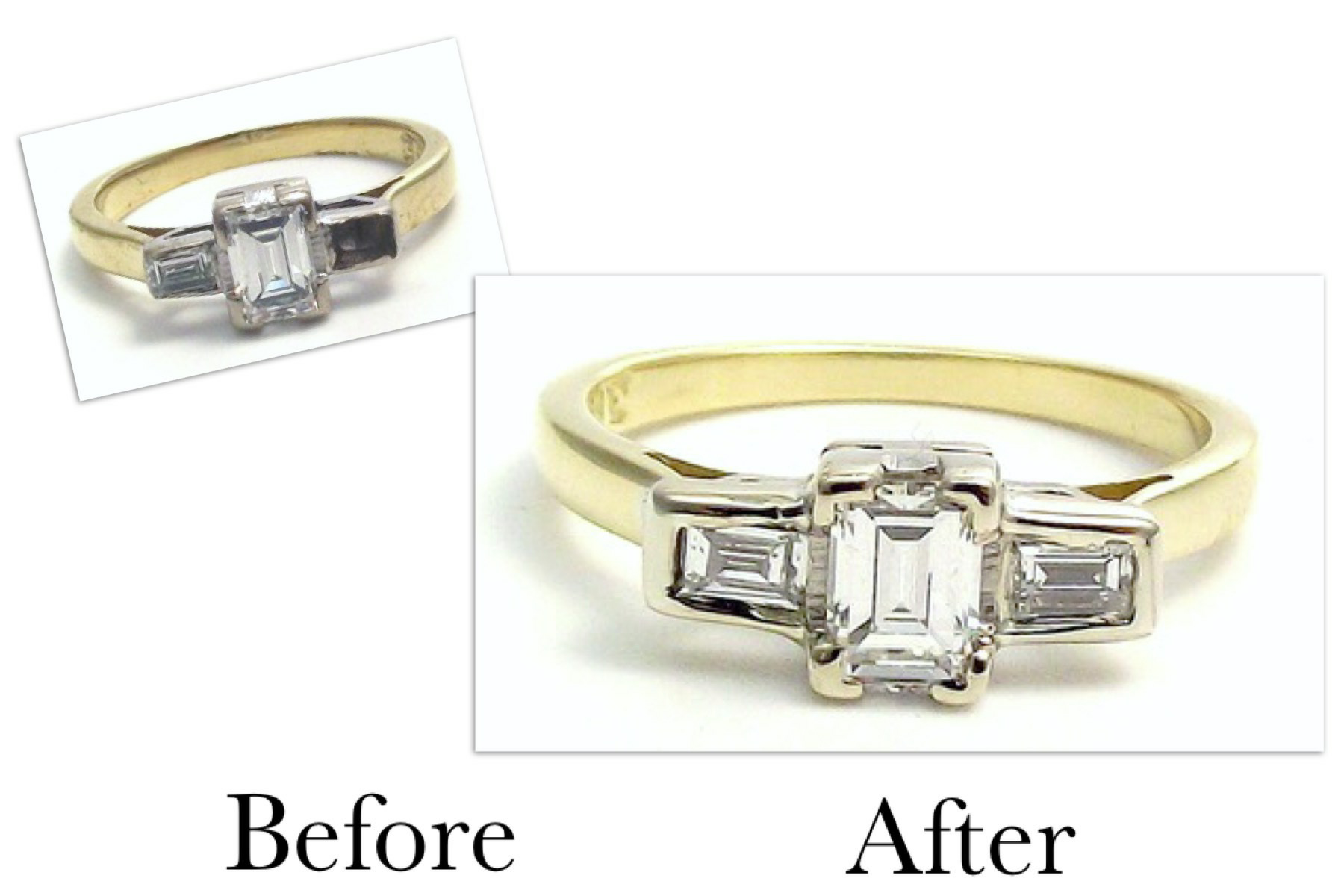Diamond Ring Repair