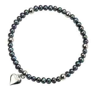 Fresh Water Pearl Stretchy Bracelet