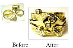 Gold & Platinum Diamond Creation