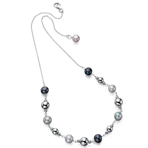 """Fresh Water Pearl Necklace 18"""""""
