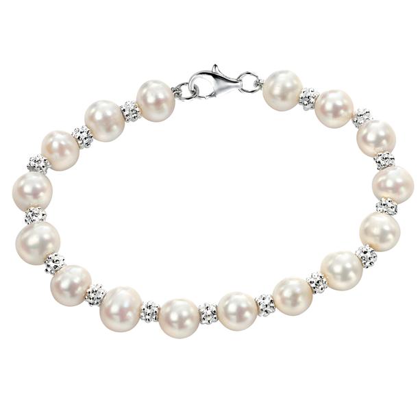 "Fresh Water Pearl Bracelet 7 1/2"""