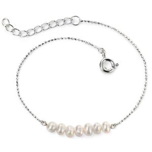 "Fresh Water Pearl Bracelet 6 1/2 - 7 1/2"""