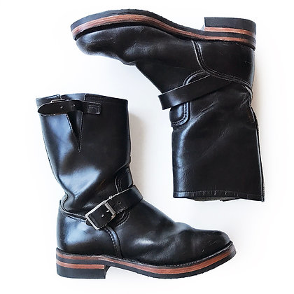 VINTAGE RED WING ENGINEER BOOTS 2268