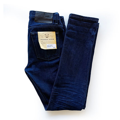 NAKED AND FAMOUS WEIRD GUY SLEVEDGE DENIM JEANS