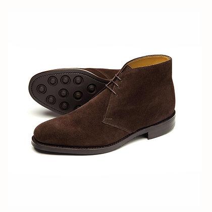 LOAKE 1880 PIMLICO Suede Chukka Desert Boots
