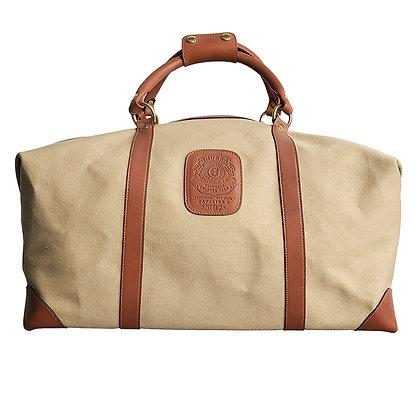 GHURKA CAVALIER II N.97 Canvas leather Duffle bag