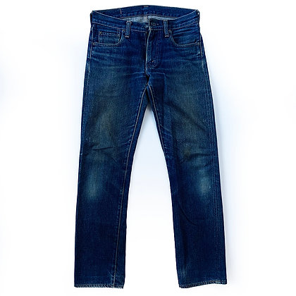 DENIME FADED DENIM JEANS