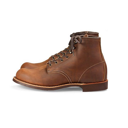 RED WING 3343 Blacksmith Copper Rough & Tough Leather Boots